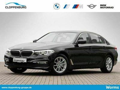 gebraucht BMW 520 d Limousine