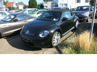 gebraucht VW Beetle Cabriolet Basis BMT