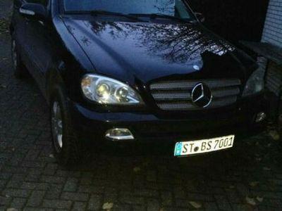 gebraucht Mercedes ML270 CDI Xenon Scheinwerfer Facelift Model