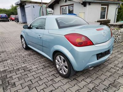 gebraucht Opel Tigra Edition Twin Top Klima Euro 4 Cabrio 1.8 ltr.