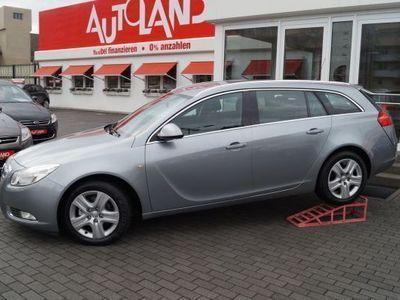 gebraucht Opel Insignia ST 2.0 CDTi AAC R-CD+AUX Tempomat