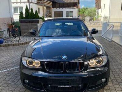 gebraucht BMW 118 Cabriolet d M Paket NAVI Xenon Tempomat Alu