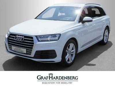 gebraucht Audi Q7 3.0 TDI quattro LED Navi Head up s-line