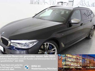 gebraucht BMW M5 50d xDrive Touring Ferngesteuertes Parken DAB EURO