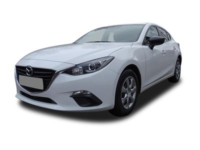 gebraucht Mazda 3 1.5 Benzin
