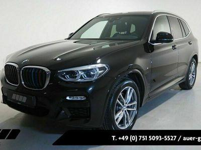 gebraucht BMW X3 xDrive 30d SUV (M-Sport Navi LED AHK HuD)