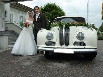 gebraucht BMW 502 Barockengel