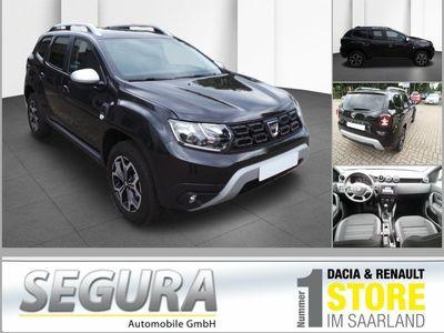 gebraucht Dacia Duster TCe 130 Prestige 2WD Rückfahrkamera