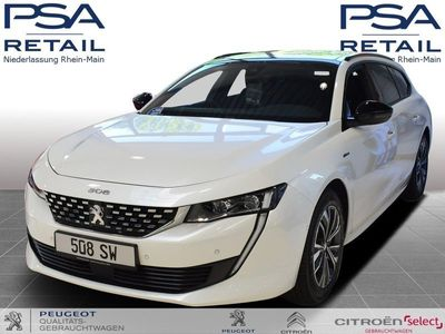 gebraucht Peugeot 508 SW BlueHDi 130 EAT8 Allure GT Line *ACC*FULL-LED*G