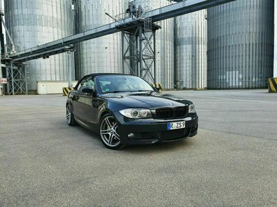 gebraucht BMW 125 Cabriolet i Xenon M Paket Alcantara Performance