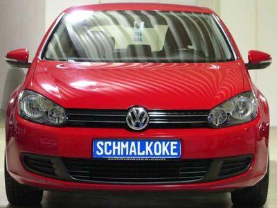 gebraucht VW Golf VI 2.0 TDI DPF 4Mot COMFORTL AHK Climatic