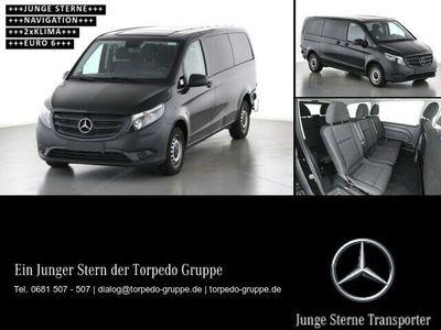 gebraucht Mercedes Vito 116 TOURER PRO L+7GTR+NAVI+2xKLIMA+9-SITZE
