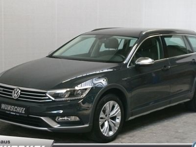 gebraucht VW Passat Alltrack Variant 2.0 TDI LED ACC MFL EU6