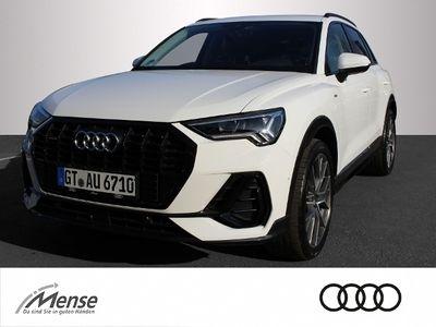 gebraucht Audi Q3 S line 45 TFSI quattro S tr. S line/ Navi/ LE
