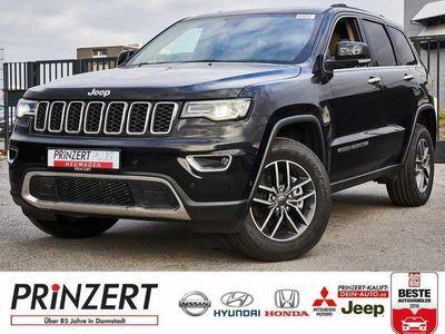 gebraucht Jeep Grand Cherokee 3.0 CRD 'Limited' PGD 6dTemp MY19, Neuwagen, bei Autohaus am Prinzert GmbH