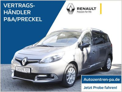 gebraucht Renault Grand Scénic Bose Edition dCi 130 EURO 6 /Navi