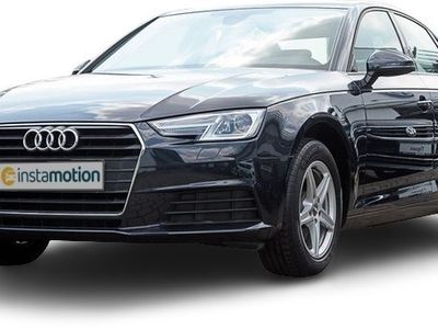 gebraucht Audi A4 A42.0 TDI S tronic Leder Komfortschlüssel