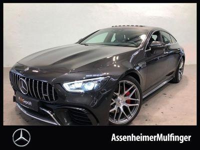 gebraucht Mercedes AMG GT 63 Coupé 4matic **COMAND/Wide/Burmester
