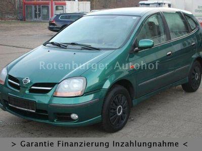 käytetty Nissan Almera Tino 1.8*KLIMA*E-FENSTER*TÜV 02/2020*