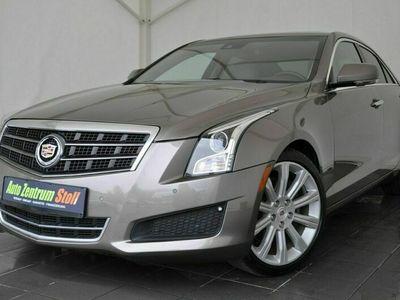 gebraucht Cadillac ATS 2.0Turbo NAVI*KAMERA*KLIMA*HUD*XENON*SHZ*PDC