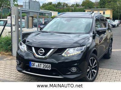 gebraucht Nissan X-Trail TEKNA 1.6 DIG-T Panorama/NAVI/CAM/Leder