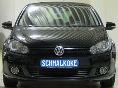 gebraucht VW Golf VI TDI2.0 DPF TRENDL 119g Climatronic
