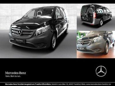 used Mercedes Vito 116 BlueTEC Tourer PRO Lang Navi Klimaautom