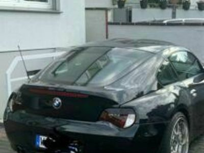 gebraucht BMW Z4 coupe