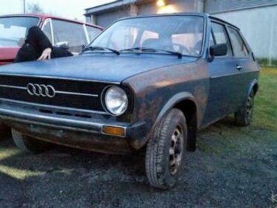 gebraucht Audi 50 wie Polo 1 Derby 1 Rarität komplett