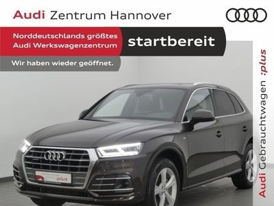gebraucht Audi Q5 40 TDI qu. sport+Pano+ACC+Virtual+LED+AHK