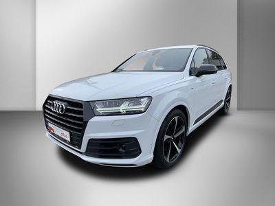 gebraucht Audi Q7 50 TDI tiptronic quattro S-line s ACC AHK AAS A