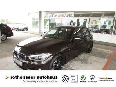 gebraucht BMW 120 1er - i Sport Line LED*S-DACH*PDC -