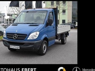 gebraucht Mercedes Sprinter 316 CDI Pritsche mit Alu Bordw AK Klima