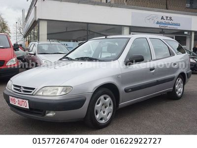 gebraucht Citroën Xsara Break 1.4i SX*75PS*VIELE NEUTEILE*TÜV NEU*