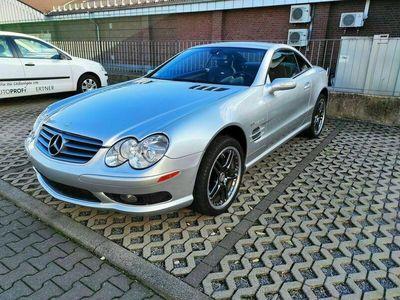 gebraucht Mercedes SL55 AMG