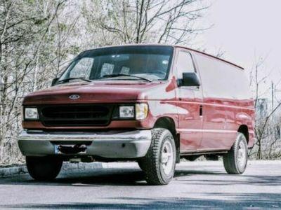 käytetty Ford Econoline E350 Diesel Powerstroke