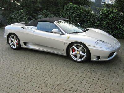 gebraucht Ferrari 360 Modena Spider F1