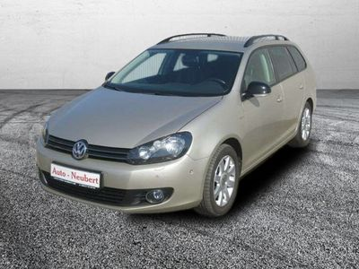 gebraucht VW Golf VI Variant Match BlueMotion