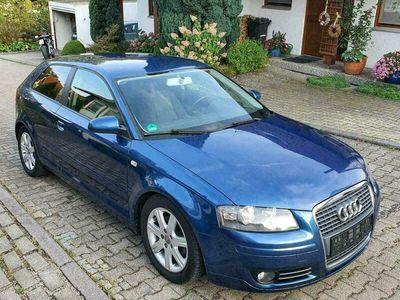 gebraucht Audi A3 1.8 160 PS 6 Gang