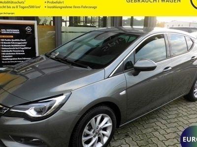 gebraucht Opel Astra Lim. 5trg. INNOVATION LED-Licht Navi Shz