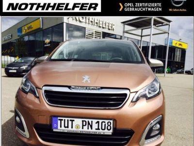 gebraucht Peugeot 108 108 PureTechAllure