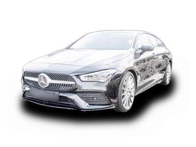 gebraucht Mercedes CLA250 Shooting Brake AMG-Sport/Navi-Prem/ILS/Cam/AHK/19'