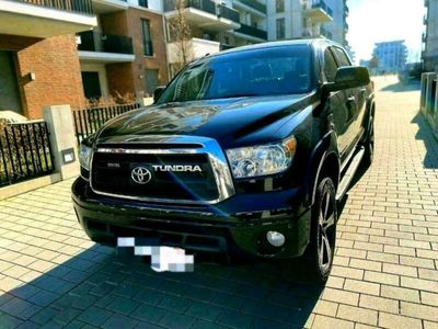 gebraucht Toyota Tundra 5.7 i force