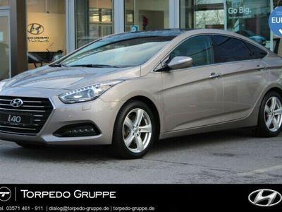 gebraucht Hyundai i40 1.7 CRDi 136PS A/T (7DCT) Premium NAVI+Einpa