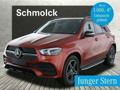 gebraucht Mercedes GLE450 AMG 4M AMG/PANO/FAHRASSIS/LED/NIGHT/AHK/STHZ