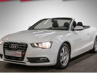 gebraucht Audi A5 Cabriolet 2.0TDI Akustik-Verdeck Sitzheizung PDC