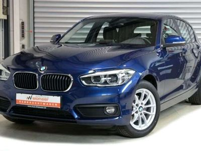 gebraucht BMW 116 d Advantage -- Sitzh./PDC vo+hi/ LED/ 16LM
