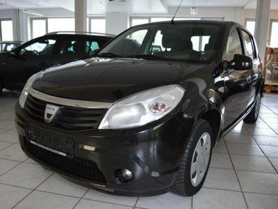used Dacia Sandero 1,6 MPI Laureate