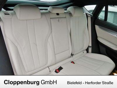 gebraucht BMW X6 30d M Sportpaket LED HiFi 91TEUR Standh AdaptFahr.