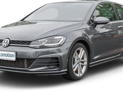 gebraucht VW Golf VII GolfGTD 2.0 TDI DSG Navi Discover Media LED